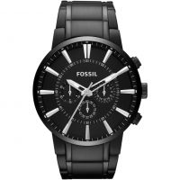 Mens Fossil Townsman Chronograph Watch FS4778