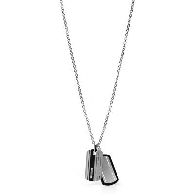 Biżuteria męska Fossil Jewellery Casual Necklace JF00494998