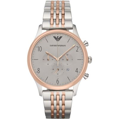 Mens Emporio Armani Chronograph Watch AR1864