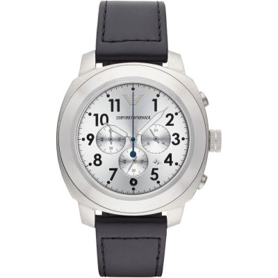 Mens Emporio Armani Chronograph Watch AR6054