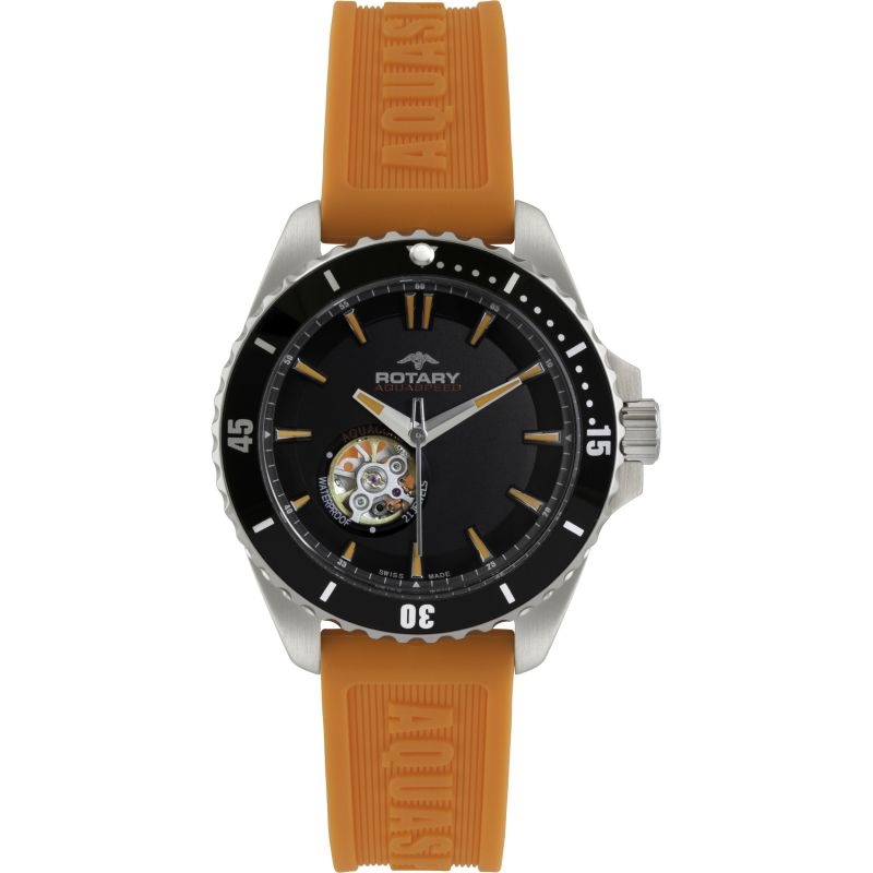Mens Rotary Aquaspeed Automatic Watch AGS90078/A/04