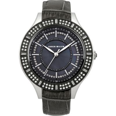 Ladies Karen Millen Watch KM102BBX