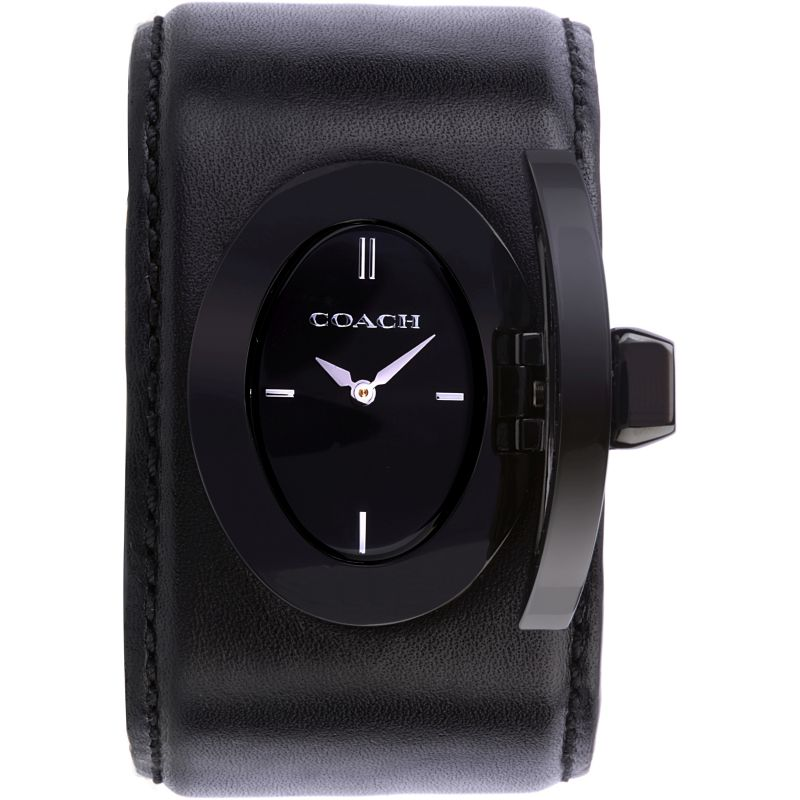 Ladies Coach Turnlock Cuff Cuff Watch