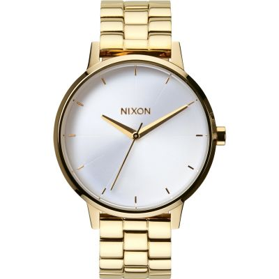 Nixon The Kensington Dameshorloge Goud A099-508
