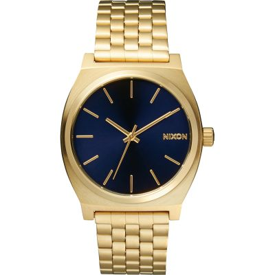 Nixon The Time Teller Herenhorloge Goud A045-1931