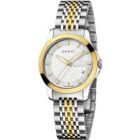 Ladies Gucci G-Timeless Watch YA126511