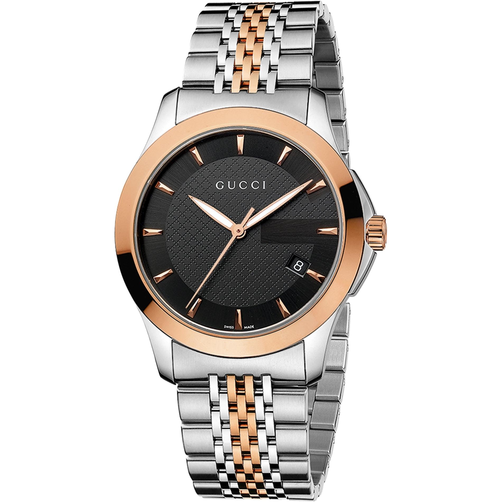 1355e84eb83 Gents Gucci G-Timeless Watch (YA126410)