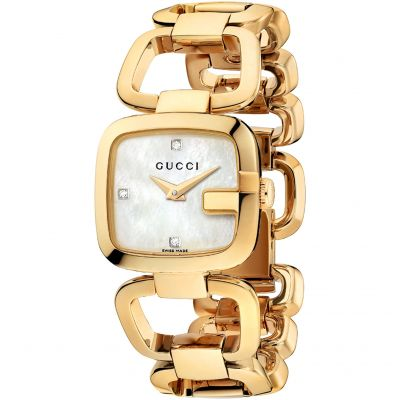 Ladies Gucci G Gucci Watch YA125513