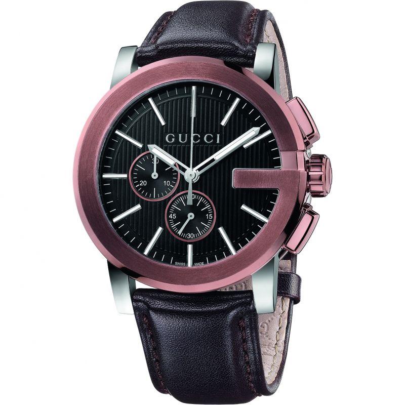 Gents Gucci G Chrono Watch