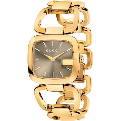 d07d8c3e68b Ladies Gucci G-Gucci Watch (YA125404)