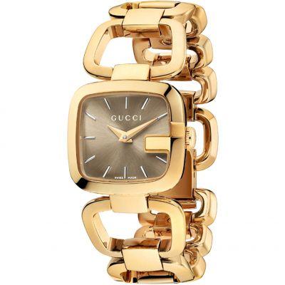 e1ae4bd50bd Ladies Gucci G-Gucci Watch (YA125512)
