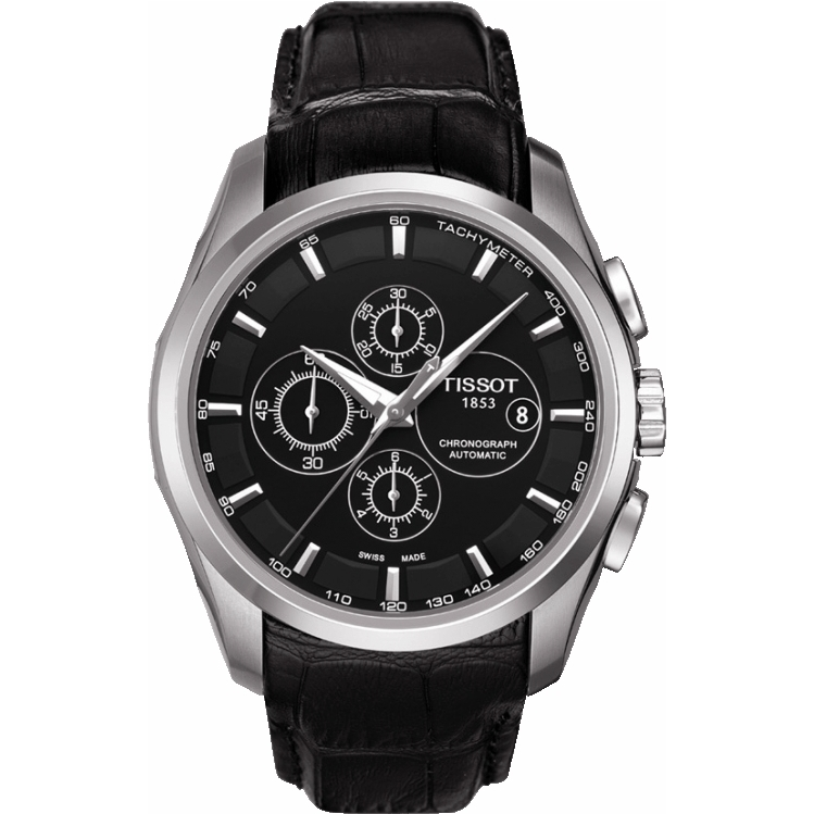 Gents Tissot Couturier Chronograph Watch (T0356271605100 ... 5b2df0f65cd