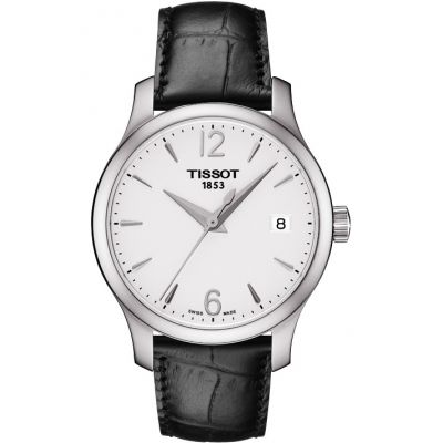 Tissot Tradition Dameshorloge Zwart T0632101603700