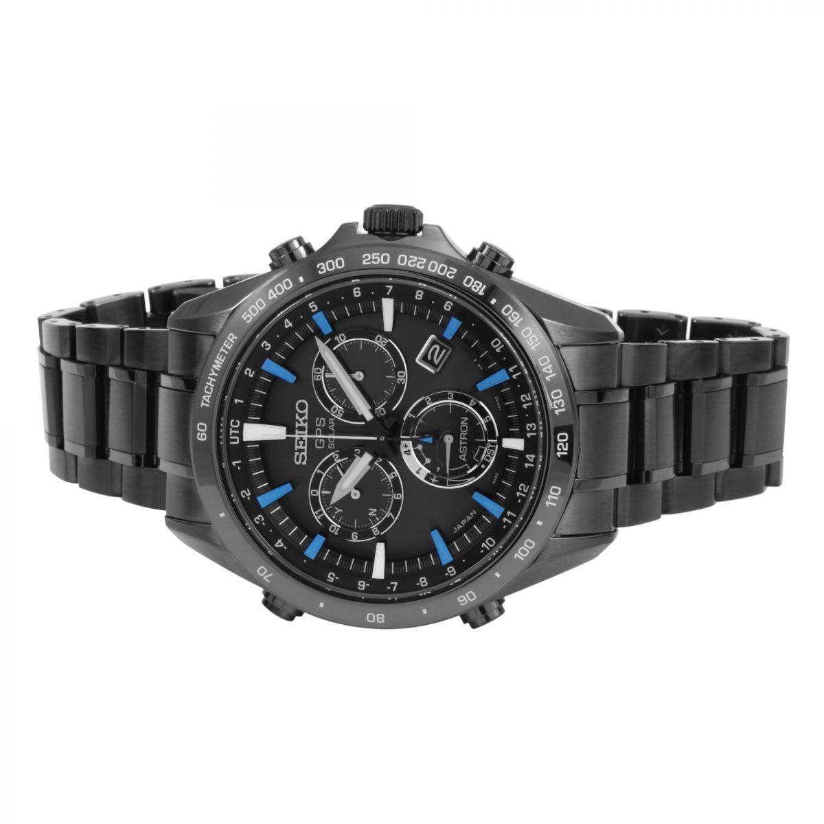 gents seiko astron gps chronograph watch sse013j1 watchshop com rh watchshop com Seiko Astron Limited Edition Seiko Astron Limited Edition