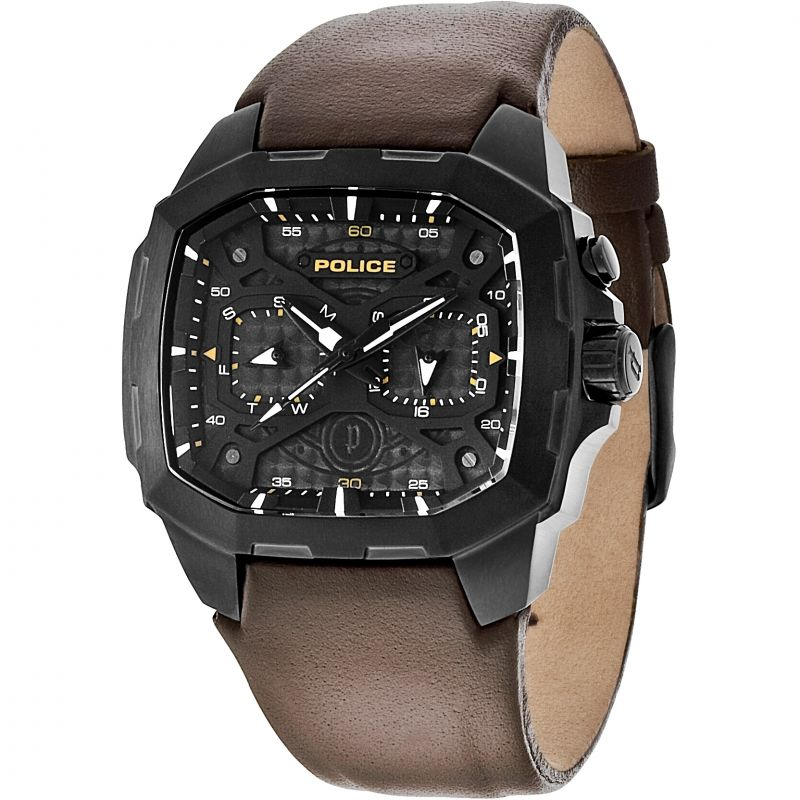 Mens Police Challenger Watch