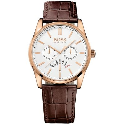 Mens Hugo Boss Heritage Watch 1513125