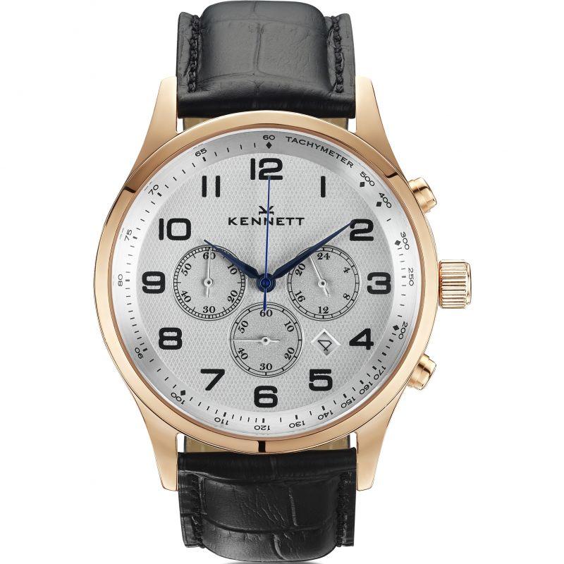 Mens Kennett Savro Modern Chronograph Watch