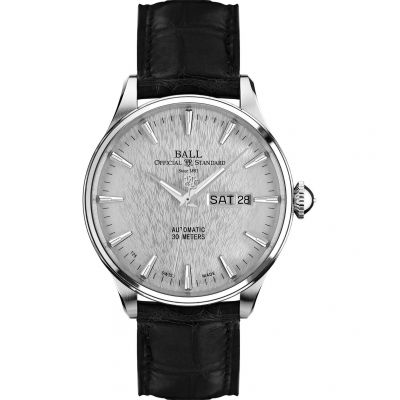 Montre Homme Ball Trainmaster Eternity NM2080D-LFJ-SL