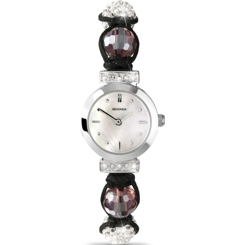Ladies Sekonda Crystalla Watch 4062