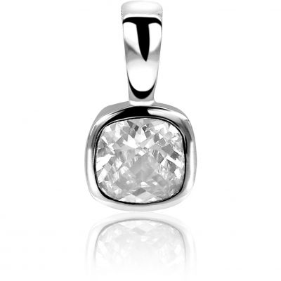 Ladies Zinzi Sterling Silver Pendant ZIH1004