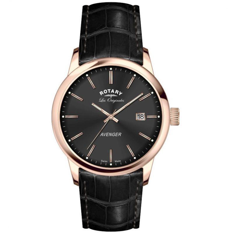 Mens Rotary Avenger Swiss Watch