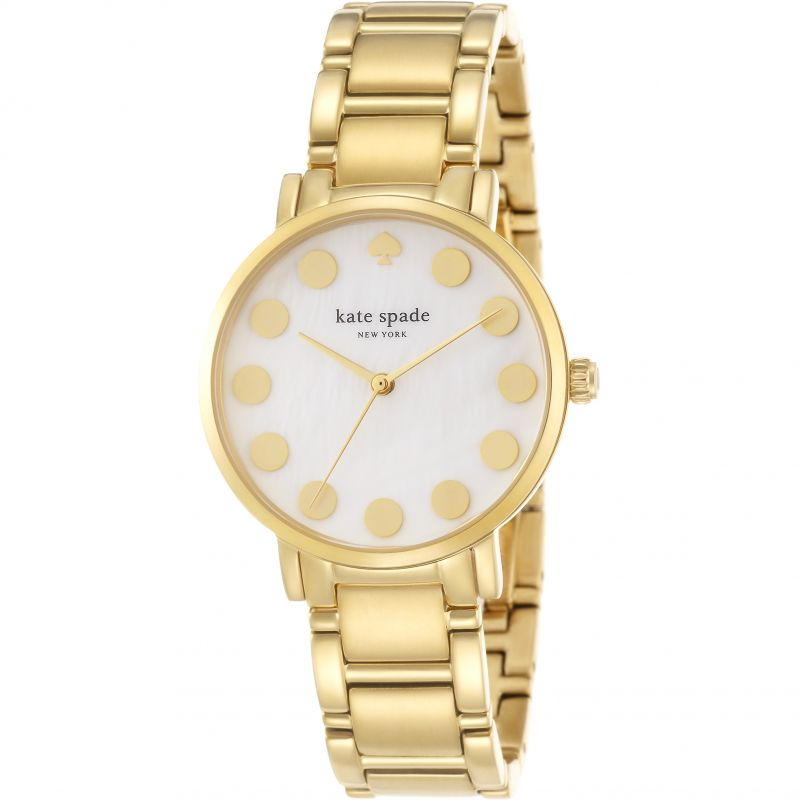 Ladies Kate Spade New York Gramercy Dot Watch 1YRU0737