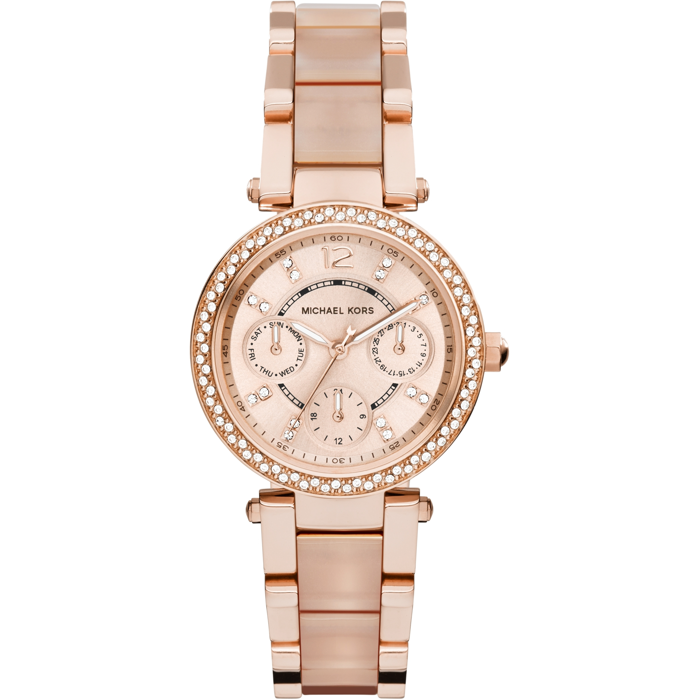 8c87ae0a7fb4 Ladies Michael Kors Parker Watch (MK6110)
