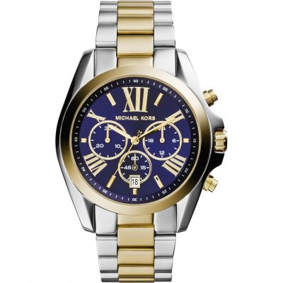 Ladies Michael Kors Bradshaw Chronograph Watch MK5976
