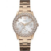 Ladies Guess Dazzler Watch W0335L3