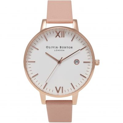 Timeless Dusty Pink & Rose Gold Watch