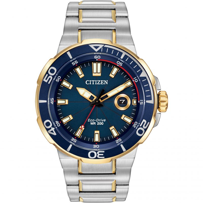 Mens Citizen Endeavor Watch AW1424-54L