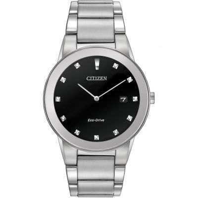 Citizen Axiom Herenhorloge Zilver AU1060-51G