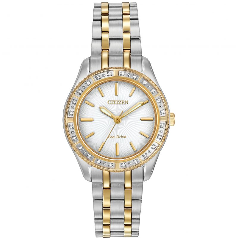 Ladies Citizen Carina Diamond Watch