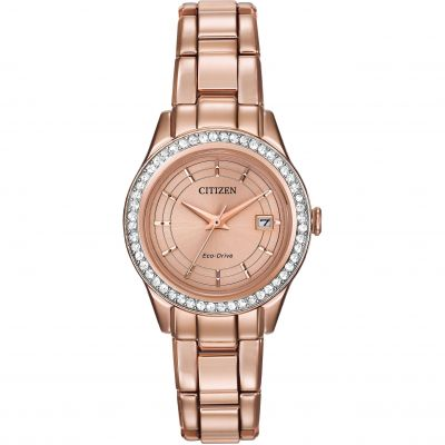 Reloj para Mujer Citizen Silhouette Crystal FE1123-51Q