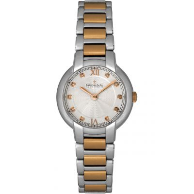 Ladies Dreyfuss Co 1974 Diamond Watch DLB00062/D/01