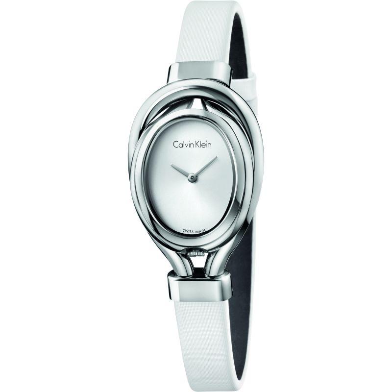 Ladies Calvin Klein Belt Watch