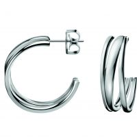 Ladies Calvin Klein Stainless Steel Sumptuous Earrings KJ2GME000100
