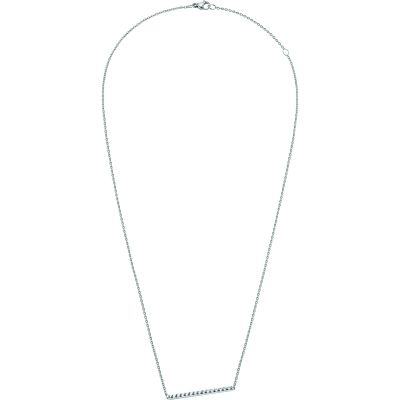 Ladies Calvin Klein Stainless Steel Edge Necklace KJ3CMP000200