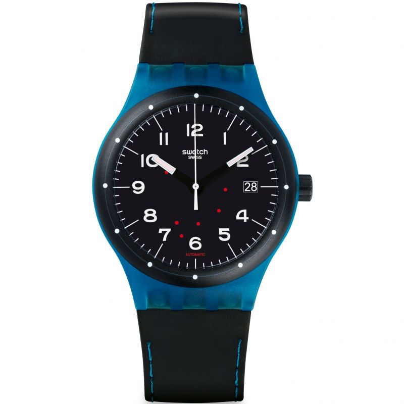 Unisex Swatch Sistem 51 Automatic Watch SUTS402