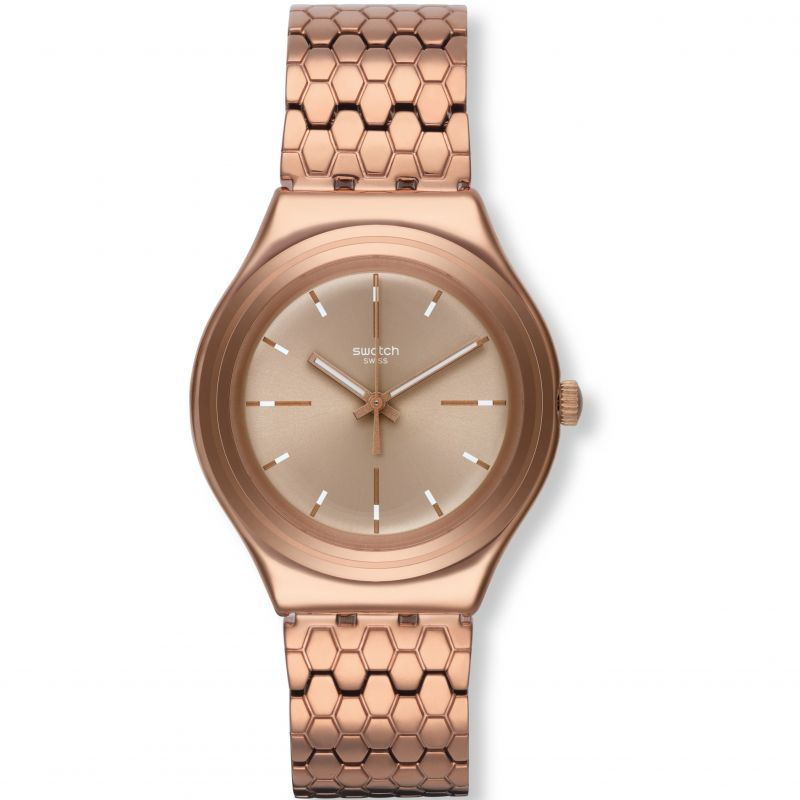 Ladies Swatch Irony Gent - Bronzilla Watch