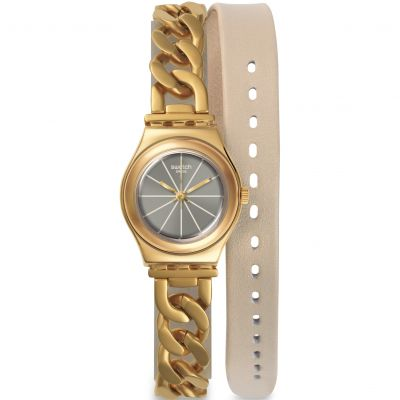 Ladies Swatch Irony Lady - Double Me Watch YSG139