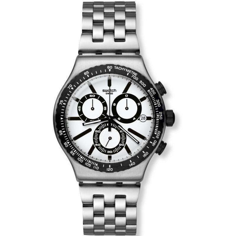 Mens Swatch Irony Chrono - Destination Rotterdam Chronograph Watch