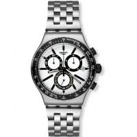 Mens Swatch Irony Chrono - Destination Rotterdam Chronograph Watch