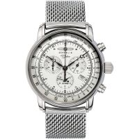 Mens Zeppelin 100 Jahre Alarm Chronograph Watch