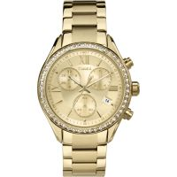 Ladies Timex City Chronograph Watch TW2P66900