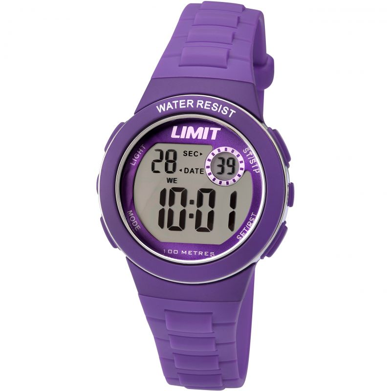 Childrens Limit Active Alarm Chronograph Watch 5585.24