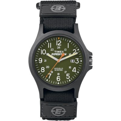 Timex Expedition Expedition Herrenuhr in Schwarz TW4B00100