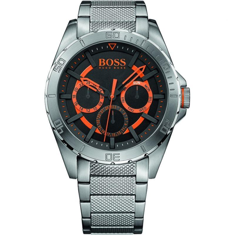 Image of            Mens Hugo Boss Orange Watch