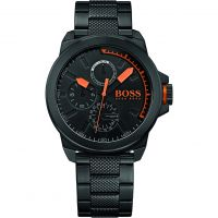 Mens Hugo Boss Orange New York Watch 1513157