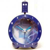 Character Dr Who Tardis Topper Alarm Clock DR153